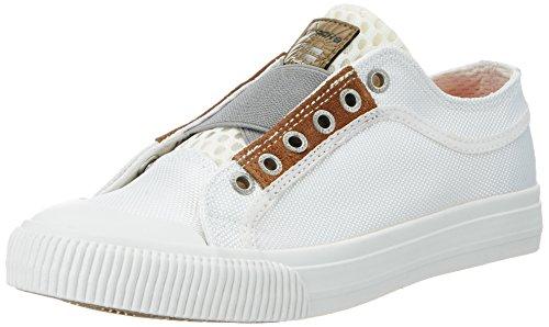 ICEPEAK Wakady, Zapatillas Mujer Blanco (Optic White)
