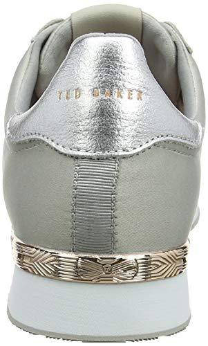 Ted Baskets Gris dark Baker Grey Gry Femme Dk Emilei rRxqr4E