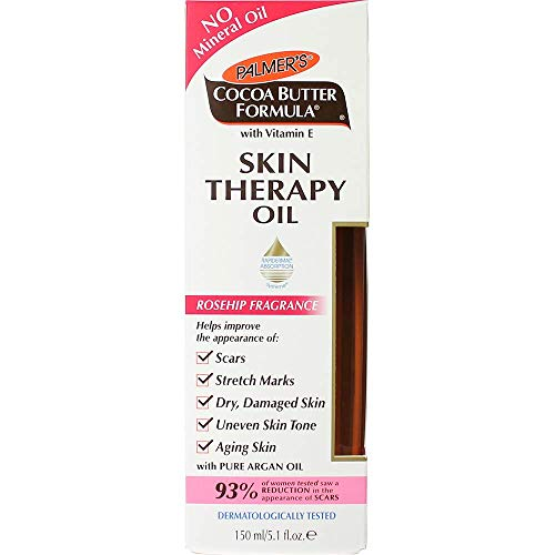 Palmers Cocoa Butter Formula Skin Therapy Oil, Rosehip, 5.1 oz.