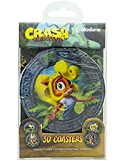 Paladone - Posavasos 3D Bandicoot Crash (PS)