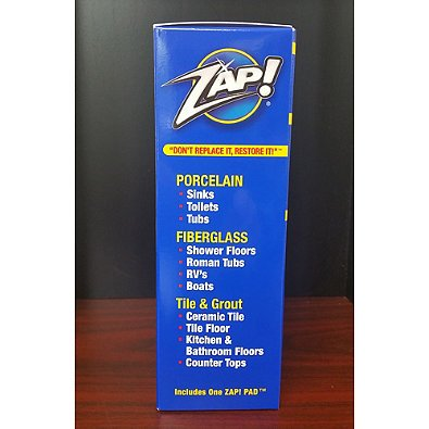 Zap! Professional Restorer   Made in USA   As Seen on TV (Pack of 6) by Product Zap! (Image #3)