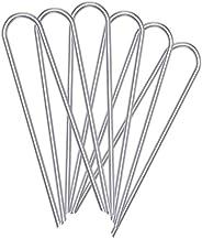 Wobekuy Trampolines Wind Stakes, Heavy Duty Trampoline Accessories Stakes Anchor for Trampoline