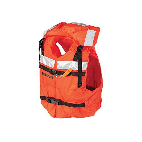 AMRA-8850 * Kent Adult Type I Commercial Foam Life Jacket ()