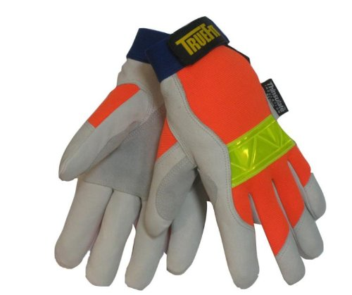 Tillman Hi Vis Cowhide Thinsulate Gloves product image