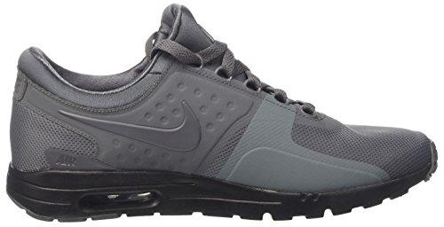 Nike Wmns Air Max Zero, Zapatos para Correr para Mujer Gris (Dark Greydark Grey Black)