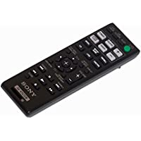 OEM Sony Remote Control Originally Shipped With: HCDGPX88, HCD-GPX88, HCDSHAKE5, HCD-SHAKE5