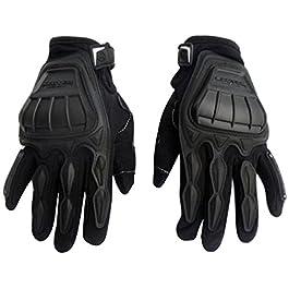 Scoyco MC08 Motorcycle Riding Gloves (Black, XL)