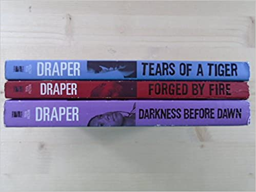 Sharon Draper, Hazelwood High Trilogy (3 Book Set) Tears of a ...