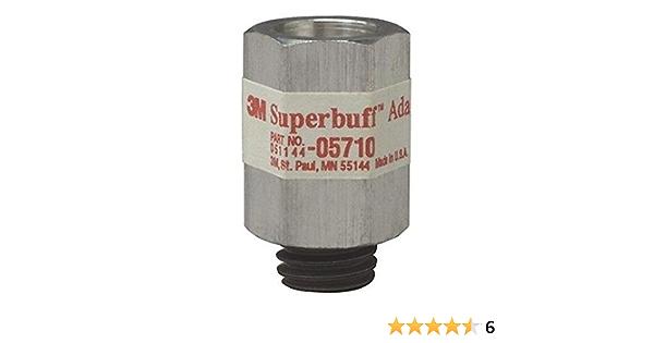 3M 5710 ADAPTER SUPERBUFF PAD 5//8-11 ARBOR