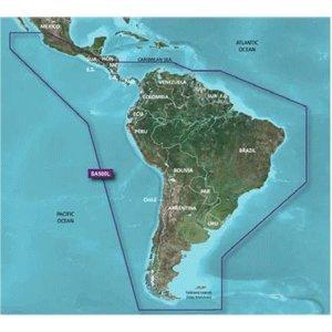 Card Bluechart Data (Garmin HXSA500L G2 Bluechart - South America)