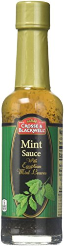 Crosse & Blackwell, Sauce Mint, 5-Ounce (6 Pack)
