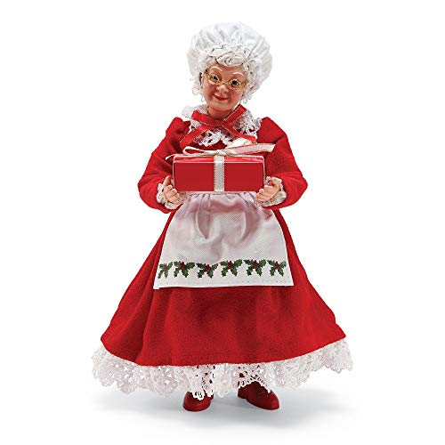 Department 56 Possible Dreams 6002727 Mrs Claus Figurine, -