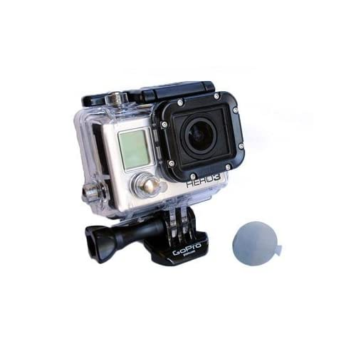 The Accessory Pro® Polarizer Filter compatible with all GoPro® Hero4 Hero3+ Hero3 cameras