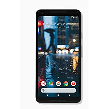 Google Pixel 2 XL Unlocked 128gb GSM/CDMA US warranty (Black)