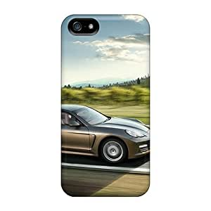 2011 Porsche Panamera 4 Cases Compatible With For SamSung Galaxy S4 Phone Case Cover Hot Protection Cases