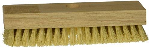 Brush Acid (DQB Industries 11643 Dqb Heavy Duty Acid Brush, Tampico Fiber Bristle Trim, Hardwood Handle)