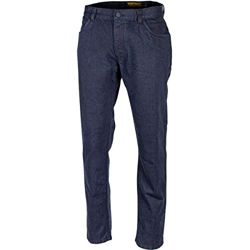 Cortech The Primary Jean Men's Street Motorcycle Pants - Midnight Blue / 38X32 ()