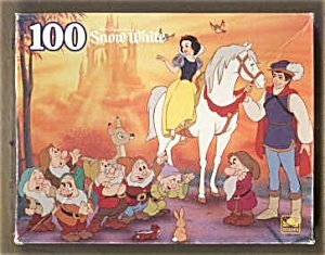 Snow White 100 Piece Puzzle