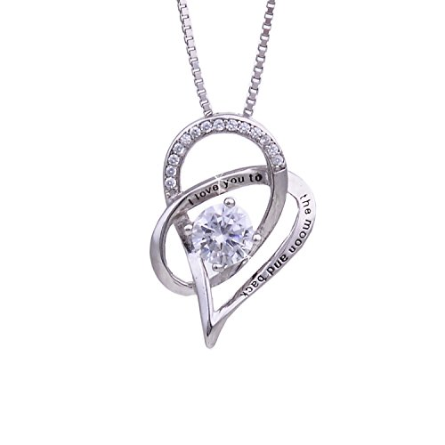Nana Heart (Sterling Silver