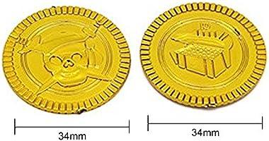 Beetest Monedas de Oro,Monedas,Monedas de Oro 24 kilates,Monedas, de Oro Españolas Monedas Antiguas de Oro: Amazon.es: Juguetes y juegos