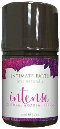 INTIMATE EARTH GEL INTENSE CLITORIAL 30ML
