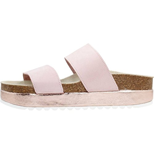 Sandals and Slippers for Women, Colour Pink, Brand CHIKA10, Model Sandals and Slippers for Women CHIKA10 Idalia 02 Pink Pink