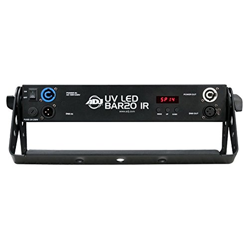 American DJ LED Lighting (UV BAR20 IR
