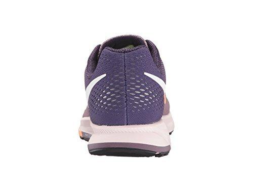 NIKE Women's Air Zoom Pegasus 33 Running Shoes (5 B(M) US, Purple)