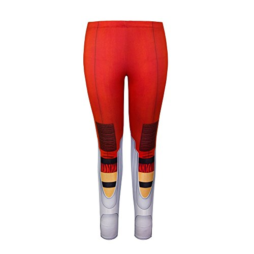 Portal I Am Chell Sublimated Costume Leggings | -