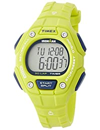Timex TW5K89600 Ironman Classic 30 Black Chronograph Watch
