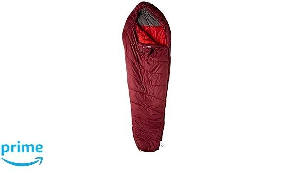 Millet LD Baikal 1100 Sacos de Dormir, Mujer, Rojo (Velvet), Talla Única: Amazon.es: Deportes y aire libre