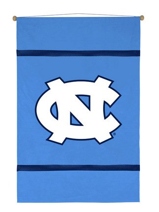 NCAA North Carolina Tar Heels MVP Wall Hanging