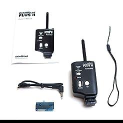 PocketWizard PLUS II Transceiver (Black)...