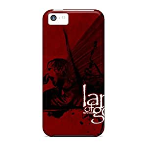Btt3292SDso Case Cover Protector For Iphone 5c Lamb Of God Case