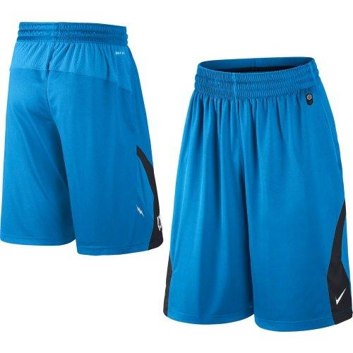 Nike Men's KD Outdoor Tech Basketball Shorts - (Photo Blue, Medium)