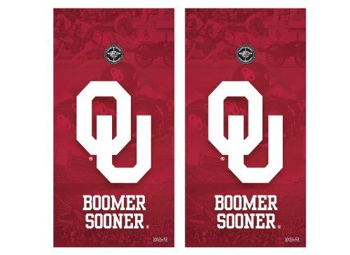Oklahoma Bean Bag (NCAA Oklahoma Sooners Cornhole)