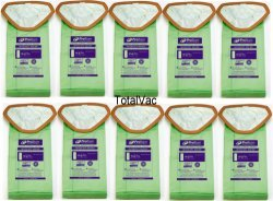 Proteam Replacement Bags Vacuums - Zoom Supply Proteam 107313 Vacum Bags Alternative, Commercial-grade Proteam Super Coach Pro 10 Vacum Bags -- Traps Dangerous Invisible Airborne Particulates