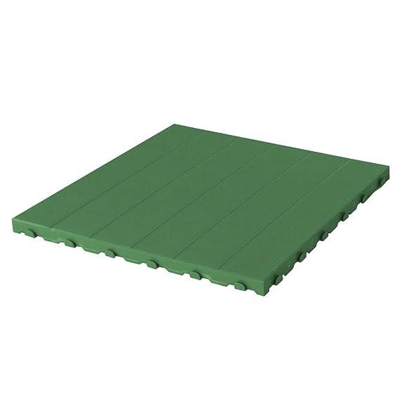 ONEK X192 - Azulejo de plástico Completo, 40 x 40 cm, 30.72 ...