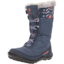 Columbia Youth Minx Mid II Waterproof Omni-Heat-K Snow Boot