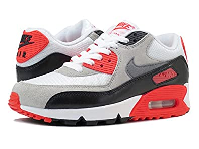 top quality air max 90 premium mesh infrared 7961e f0b92