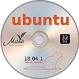 "ubuntuMATE 18.04 LTS ""Bionic Beaver"", 32 Bit, Feature Rich and Elegant MATE Desktop Environment"