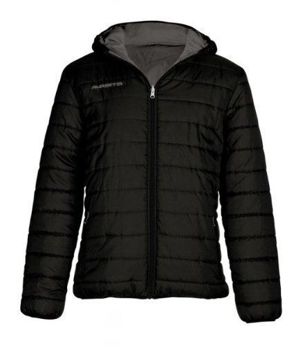 Veste réversible masita rembourrées-argentina-taille: s, couleur: noir/gris