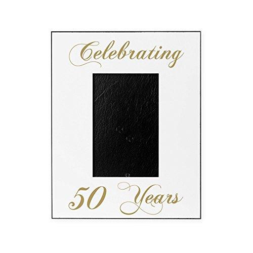 CafePress - 50Th Wedding Anniversary - Decorative 8x10 Picture Frame
