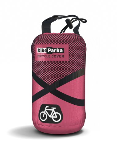 BikeParka Cover URBAN Pink Waterproof Bicycle HBqHwzr