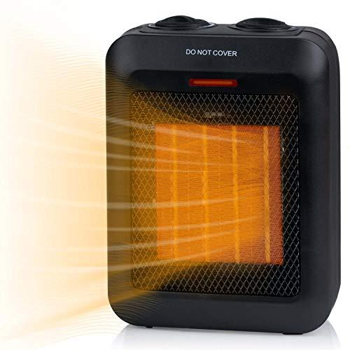 desktop electric heater - 5