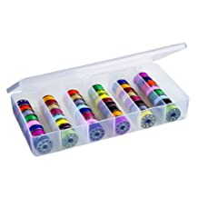 ArtBin Large Bobbin Box-Clear Sewing Storage Container,8156AB