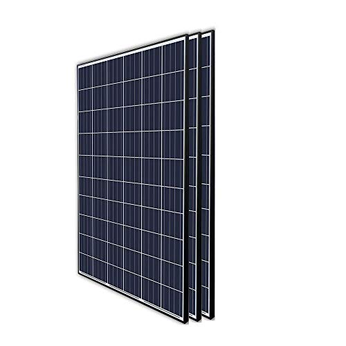 Renogy 3Pcs 300 Watt 24 Volt Monocrystalline Solar Panel 900W For Off-Grid  On-Grid Large Solar System, Residential Commercial House Cabin Sheds  Rooftop, Multi-Panel Solar Arrays on Galleon Philippines