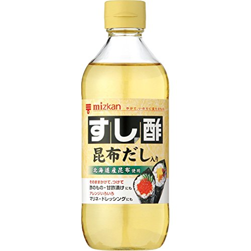 Mitsukan sushi vinegar kelp soup containing 500ml