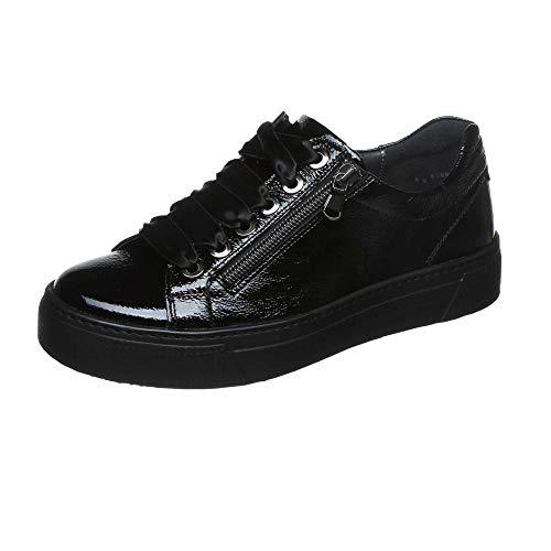 Sneaker Nero Semler Donna Sneaker Semler IqUw8dWRE
