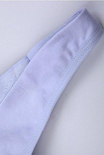 Sous-vetements - SODIAL(R)Sous-vetements pour femmes Soutien-gorge de maternite et d'allaitement pour nourrice violet M